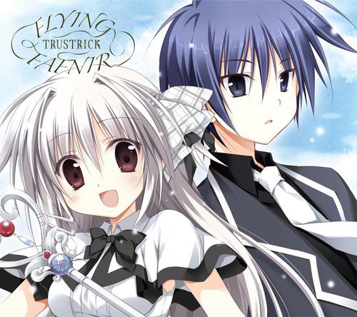 シングル「FLYING FAFNIR」【Type-A】(CD+DVD) (okmusic UP's)
