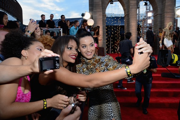 「MTV Video Music Awards 2013」 Photo Credit: Cass Bird (okmusic UP\'s)