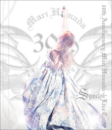 Blu-ray 『30th Anniversary Mari Hamada Live Tour -Special-』 (okmusic UP's)