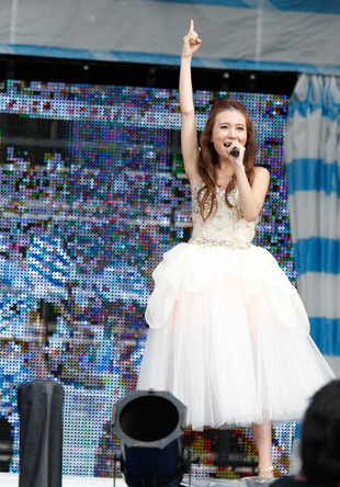 「a-nation stadium fes.」 (okmusic UP\'s)