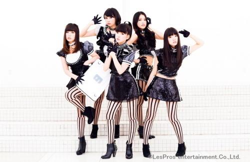 5人組パフォーマンスガールズユニット9nine(ナイン) (okmusic UP\'s)