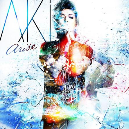 アルバム『ARISE』 (okmusic UP's)