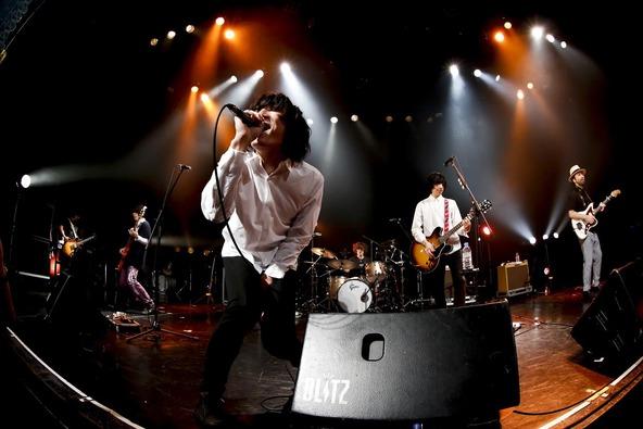 12月13日(土)@東京・赤坂ブリッツ(石崎ひゅーい×クリープハイプ) (okmusic UP\'s)