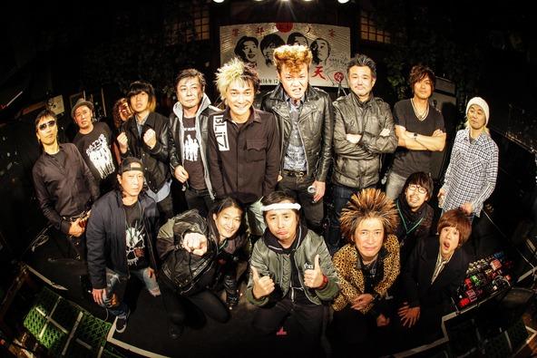 12月13日@京都・磔磔 (okmusic UP's)