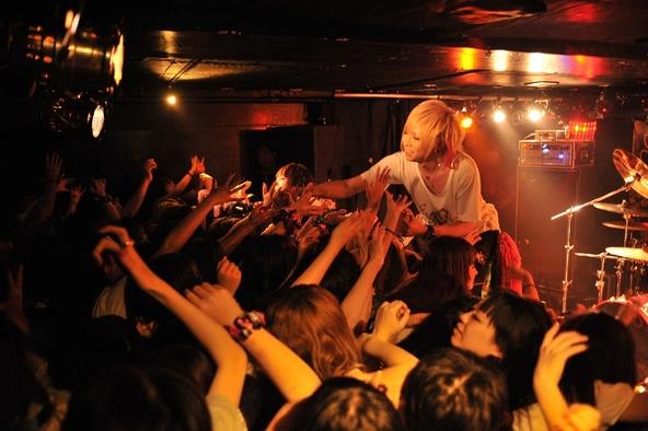 9月1日(日) @東高円寺二万電圧 photo by 石川ユーコ (okmusic UP\'s)
