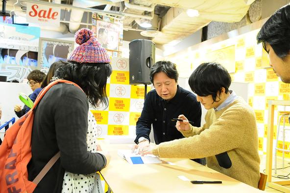 12月13日(土)@タワーレコード新宿店 (okmusic UP's)