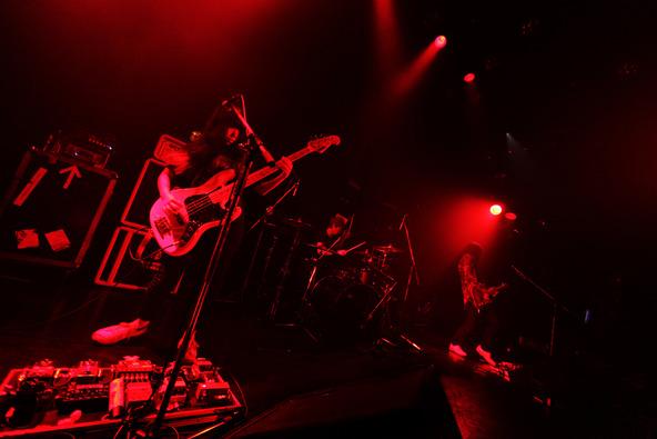 2013年9月11日@東京・渋谷club asia photo by 河本悠貴 (okmusic UP\'s)