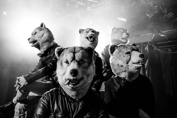 MAN WITH A MISSION (okmusic UP's)