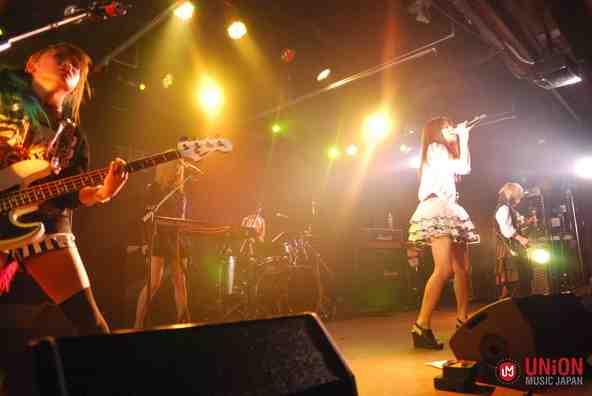 12月11日(木)@THE WALL TAIPEI(Hysteric Lolita) (okmusic UP's)