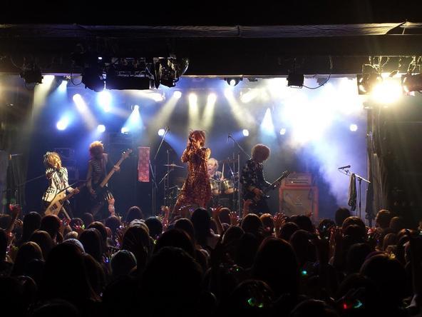 9月15日@高田馬場AREA (okmusic UP\'s)
