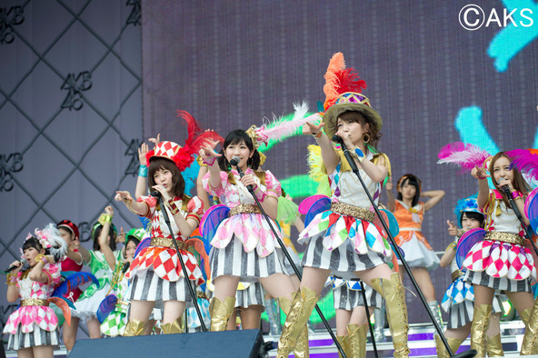 「AKB48スーパーフェスティバル」 (okmusic UP\'s)