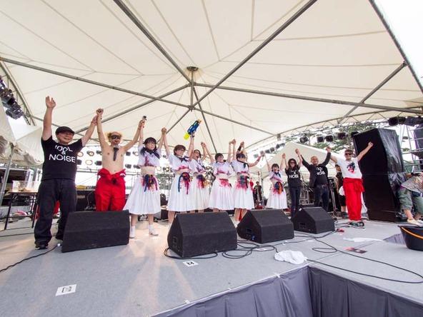"""9月14日@野外フェスティバル""""夏の魔物2013"""