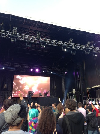 9月21日@「Tokyo Crazy Kawaii Paris (okmusic UP's)