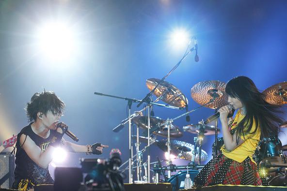 9月22日@T.M.Revolution×水樹奈々 (okmusic UP\'s)