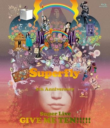 5th Anniversary Super Live『GIVE ME TEN!!!!!』 (okmusic UP\'s)