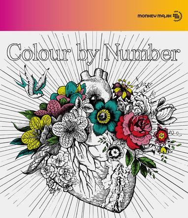 アルバム『Colour by Number』【CD+DVD】 (okmusic UP's)