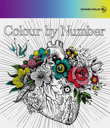 アルバム『Colour by Number』【CD+Blu-ray】  (okmusic UP's)