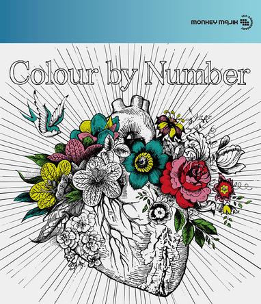 アルバム『Colour by Number』【CD】  (okmusic UP's)