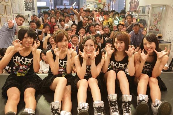 9月24日@松山・銀天街商店街 (okmusic UP\'s)
