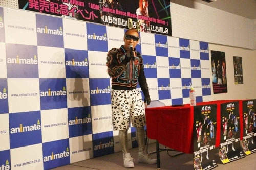アニメイト池袋本店で1時間店員となった、NEW YOUNGこと小野坂昌也 (okmusic UP\'s)