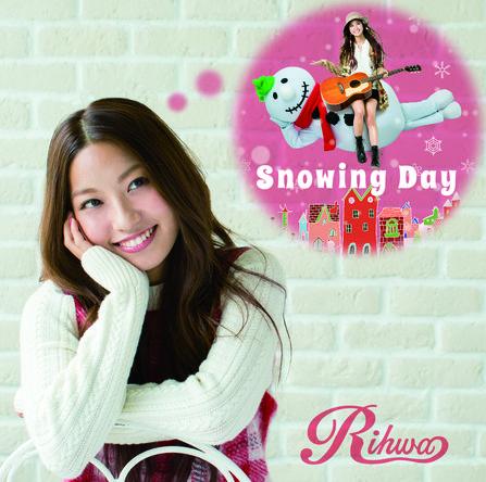 シングル「Snowing Day」【通常盤】(CD) (okmusic UP's)
