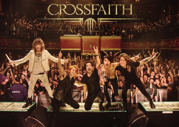 Crossfaith 2015スペシャルポストカードカレンダー (okmusic UP\'s)