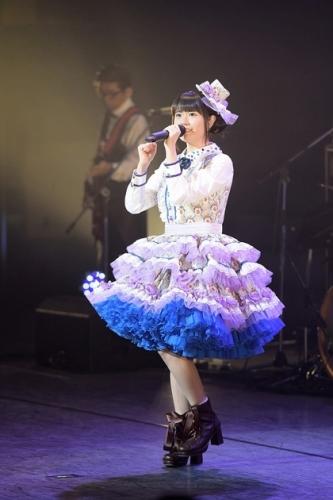 """「竹達彩奈 Live Tour 2014 """"Colore Serenata""""」千秋楽公演の模様"""