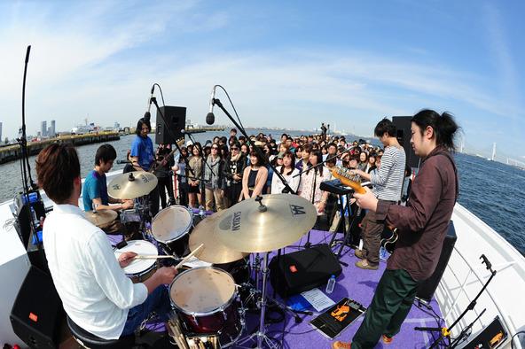 昨年は横浜で開催されたクルーズライブ (okmusic UP\'s)
