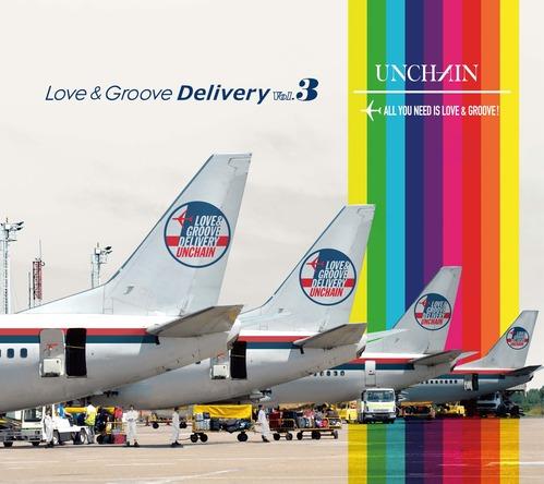アルバム『Love & Groove Delivery Vol.3』 (okmusic UP's)