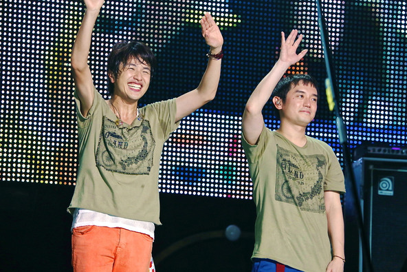 「YUZU ARENA TOUR 2013 GO LAND」 (okmusic UP's)