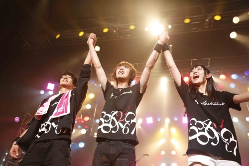 """The Sketchbookワンマンライブ""""The Sketchbook the 2nd anniversary up to you""""より (okmusic UP\'s)"""