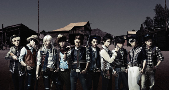 SUPER JUNIOR (okmusic UP\'s)