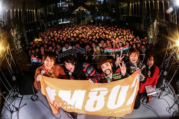 12月24日@大阪ハルカス300(展望台)58階天空庭園 (okmusic UP's)