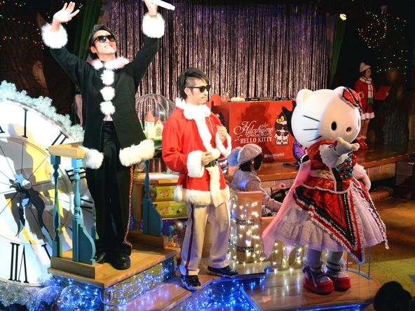 乘坐Hello Kitty和Float游览Puro Village(粉丝会议活动)(okmusic UP's)