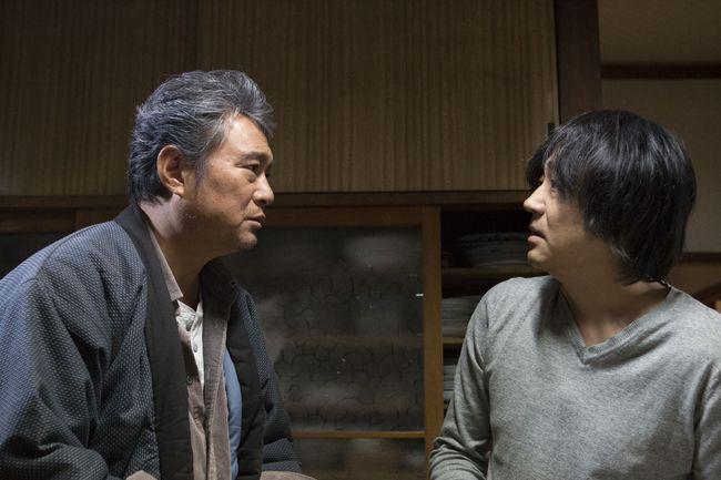 榊英雄監督作品より(左:船越英一郎/右:大森南朋)