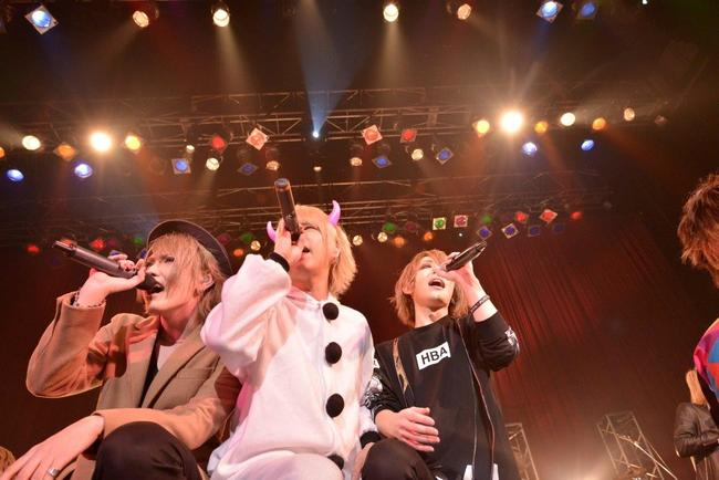 12月22日(月)@川崎CLUB CITTA'(LAST)
