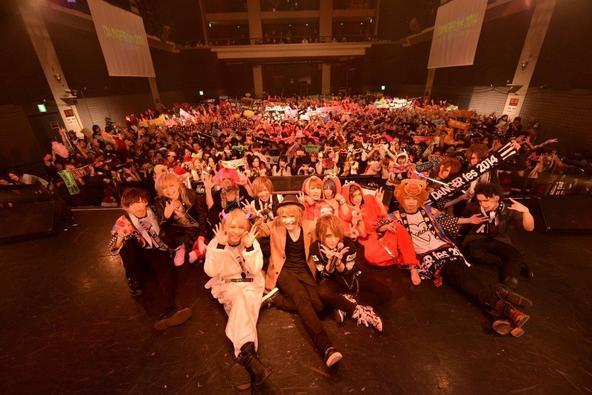 12月22日(月)@川崎CLUB CITTA'(記念撮影) (okmusic UP's)