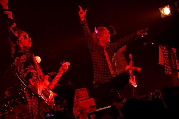12月22日(月)@川崎CLUB CITTA'(カメレオ) (okmusic UP's)