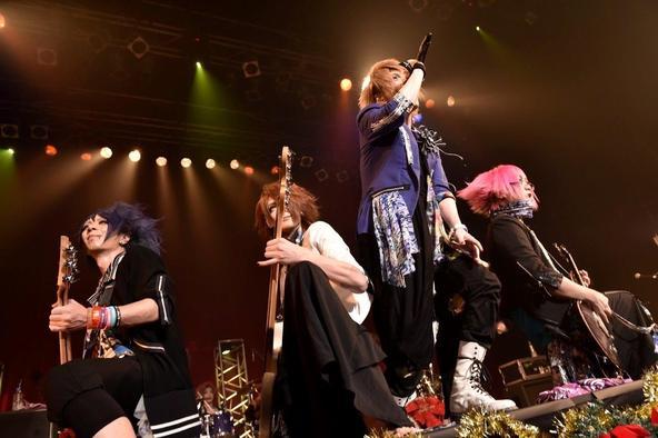 12月22日(月)@川崎CLUB CITTA'(ユナイト) (okmusic UP's)