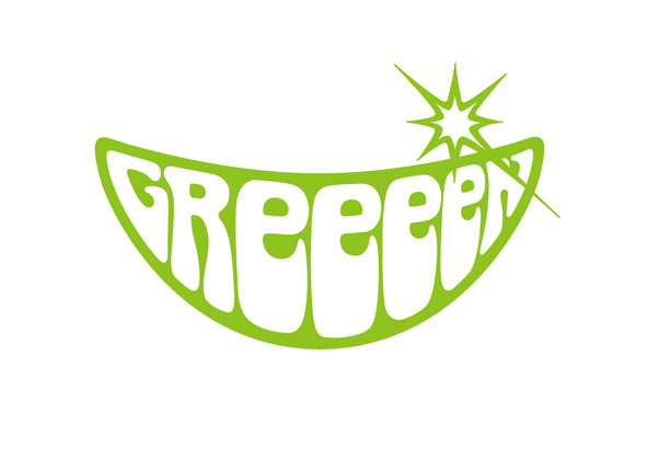GReeeeN ロゴ (okmusic UP's)