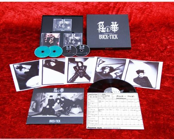 メモリアルボックス 「惡の華 -Completeworks -」展開写真 (okmusic UP's)