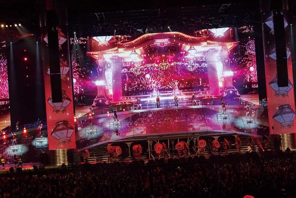 LIVE DVD & Blu-ray『EXILE LIVE TOUR 2013
