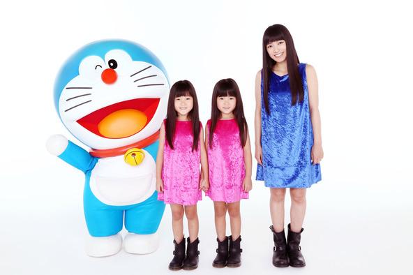 """miwa×双子ユニット""""ミニ☆ミワズ""""×ドラえもん (okmusic UP\'s)"""