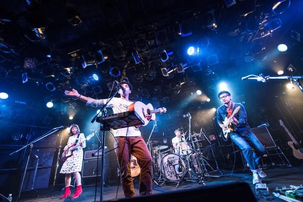 10月5日@渋谷クアトロ photo by 田中聖太郎 (okmusic UP\'s)