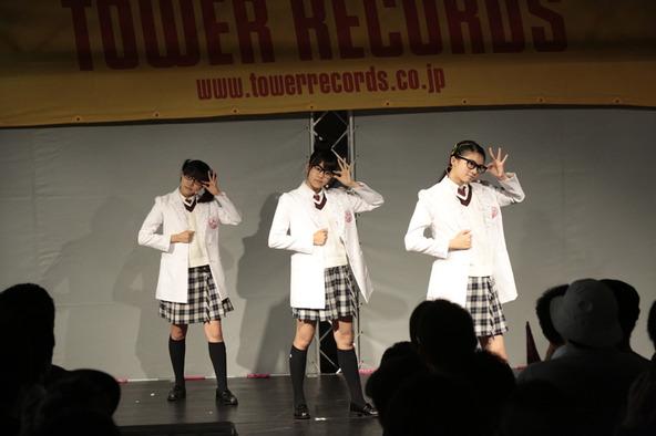 10月9日@東京・TOWER RECORDS 新宿店 屋上イベントスペース (okmusic UP\'s)