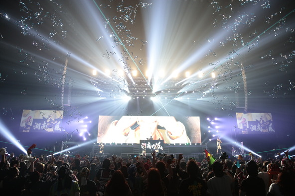 12月28日(日)@さいたまスーパーアリーナ (okmusic UP's)