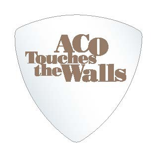 ACO Touches the Wallsロゴ入りピック (okmusic UP's)