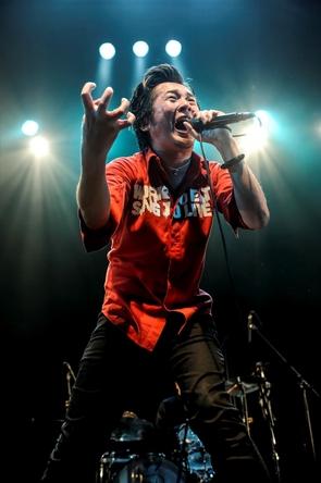 10月9日(水)@横浜BLITZ photo by 釘野孝宏 (okmusic UP\'s)