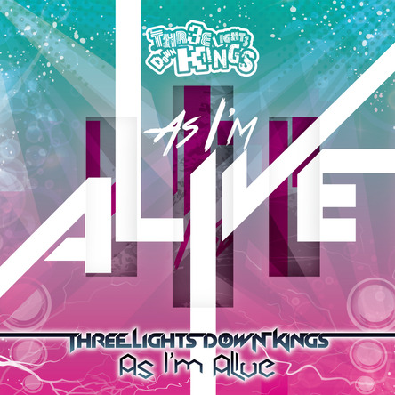 シングル「As I'm Alive」 (okmusic UP\'s)