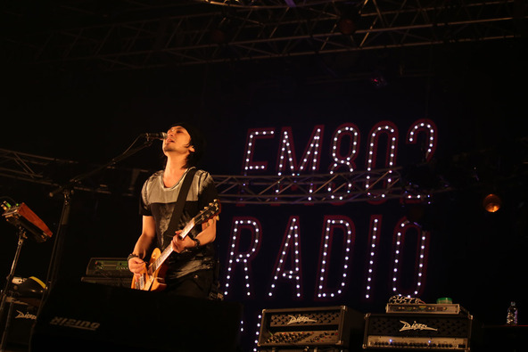 12月27日(土)@「RADIO CRAZY 2014」 (okmusic UP's)